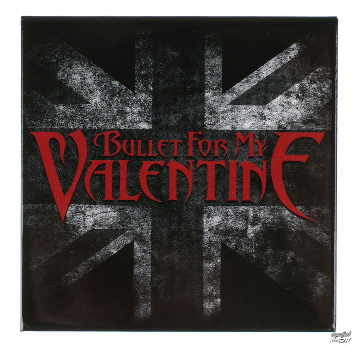 Aimant BULLET FOR ME VALENTINE - ROCK OFF