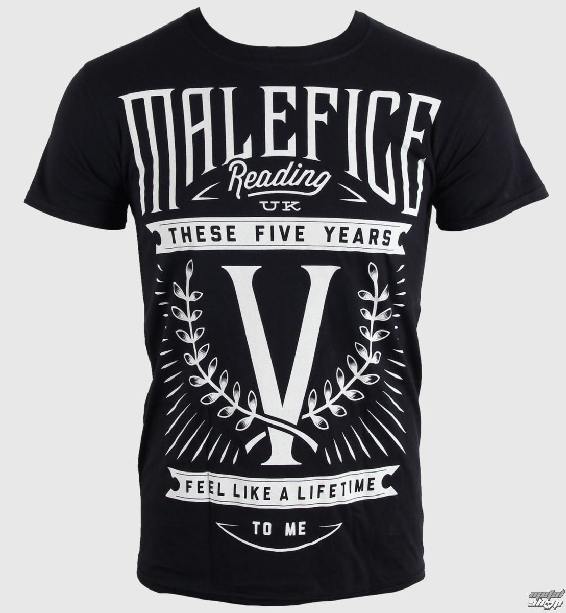 tee-shirt métal pour hommes Malefice - Five Years - LIVE NATION