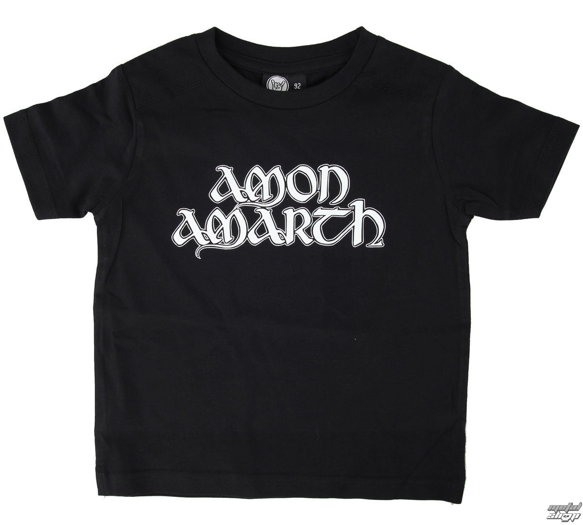 tee-shirt métal enfants Amon Amarth - Logo - Metal-Kids