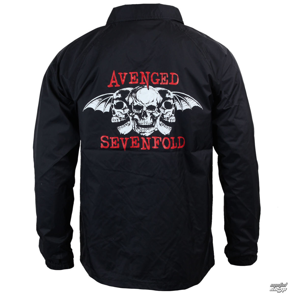 veste printemps automne pour hommes avenged sevenfold deadhead bravado 17952135. Black Bedroom Furniture Sets. Home Design Ideas