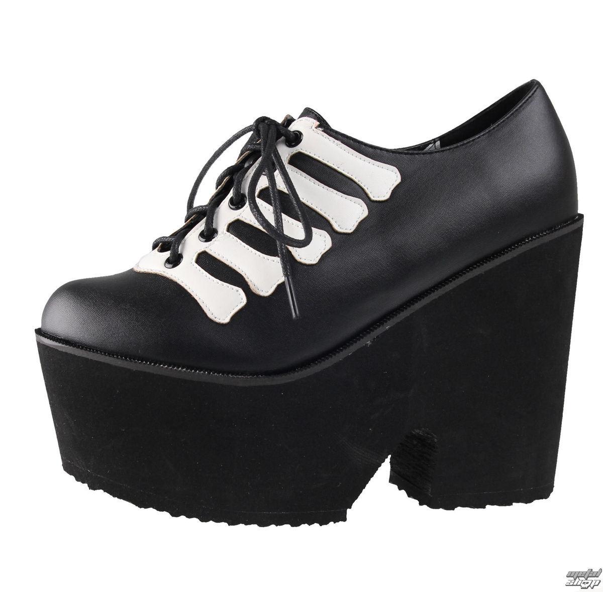chaussures à semelles compensées pour femmes , Wishbone Super , IRON FIST