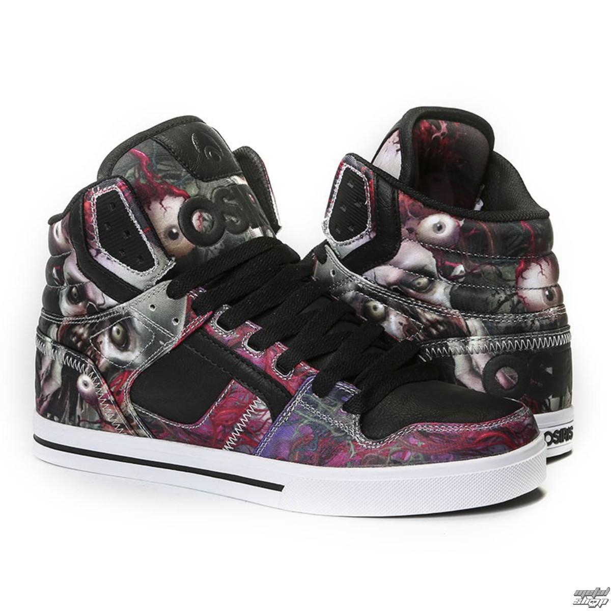 chaussures de de chaussures tennis montantes pour femmes unisexe OSIRIS 1322 6266a3