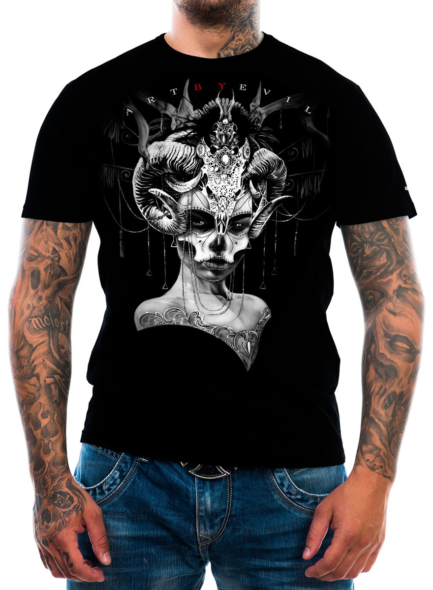 t-shirt pour hommes - Day of the Dead - ART BY EVIL