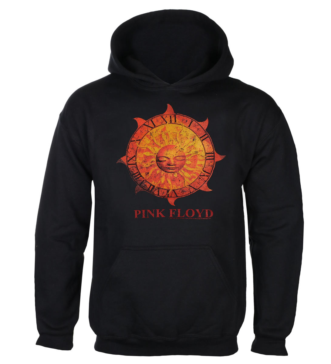 sweat-shirt avec capuche pour hommes Pink Floyd - Brockom-84 - LOW FREQUENCY