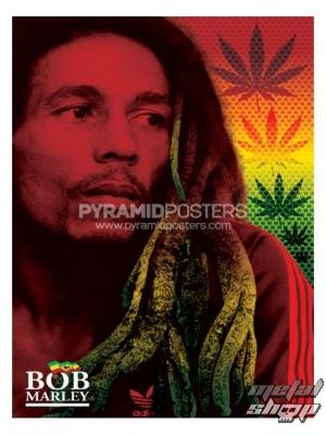 affiche - Bob Marley (Dreads) - PP31791 - de pyramides Affiches