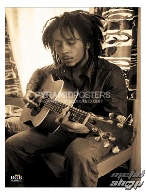 affiche - Bob Marley (Sepia) - PP31818 - de pyramides Affiches