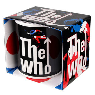 tasse The Who - Union Jack, ROCK OFF, Who