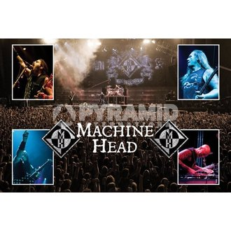 affiche Machine Head (Live) - PYRAMID POSTERS, PYRAMID POSTERS, Machine Head