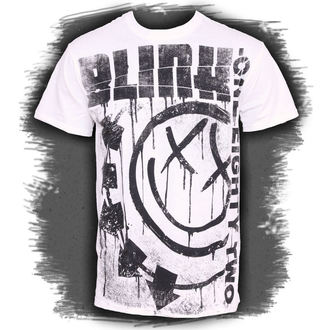 tee-shirt pour hommes Blink 182 - Orthographié Out - VI