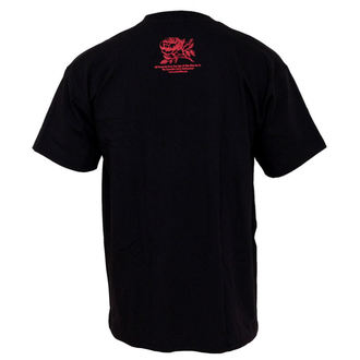 tee-shirt métal pour hommes Rise Against - Fist Crest - KINGS ROAD, KINGS ROAD, Rise Against