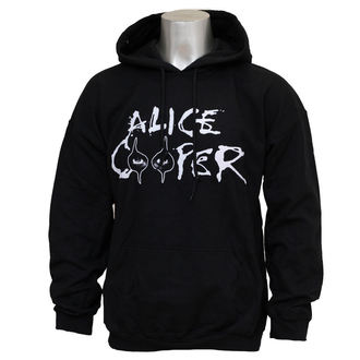sweat-shirt avec capuche pour hommes Alice Cooper - Eyes Logo - ROCK OFF, ROCK OFF, Alice Cooper