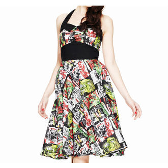 robe pour femmes HELL BUNNY - B-Movie 50´s, HELL BUNNY