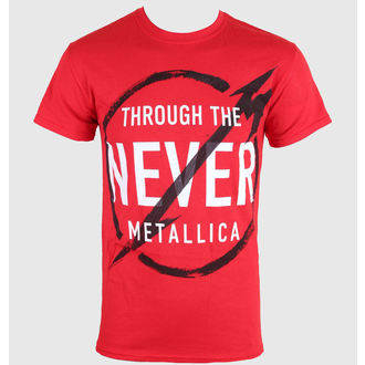 tee-shirt pour hommes Metallica - Never - LIVE NATION - 0390