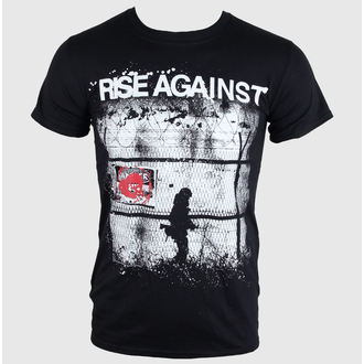 tee-shirt métal pour hommes Rise Against - Borders - PLASTIC HEAD, PLASTIC HEAD, Rise Against