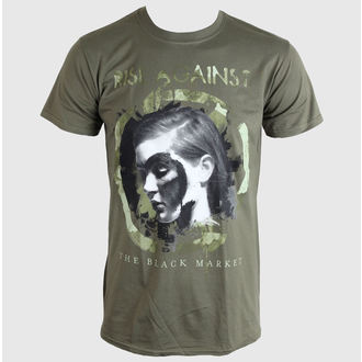 tee-shirt métal pour hommes Rise Against - Marked - PLASTIC HEAD, PLASTIC HEAD, Rise Against