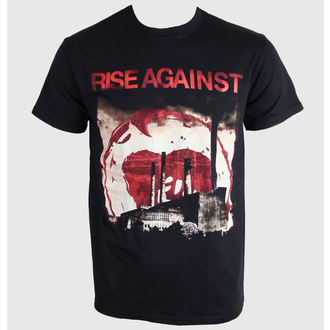tee-shirt métal pour hommes Rise Against - Smoke Stacks - PLASTIC HEAD, PLASTIC HEAD, Rise Against