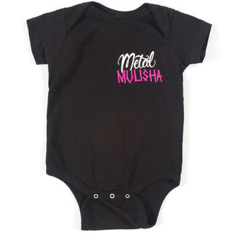 body enfants METAL MULISHA - JOLIE IN PUNK - BLK