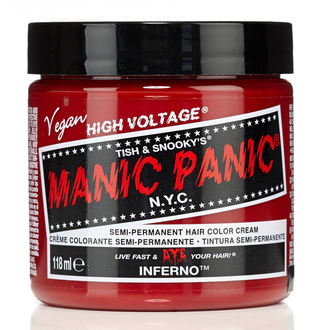 coloration pour cheveux MANIC PANIC - Classic - Inferno