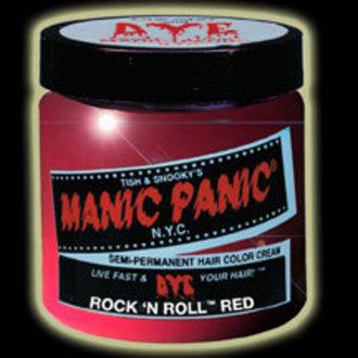 coloration pour cheveux MANIC PANIC - Classic - Rock n Roll Rouge