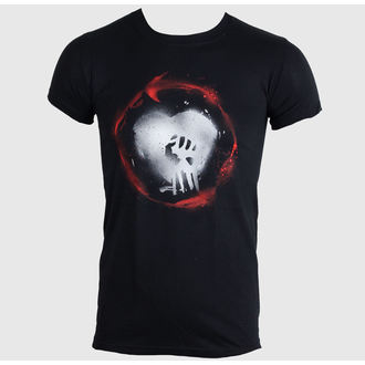 tee-shirt métal pour hommes Rise Against - Caution - PLASTIC HEAD, PLASTIC HEAD, Rise Against