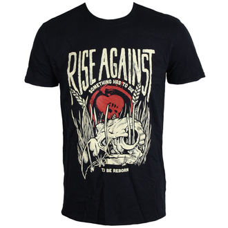 tee-shirt métal pour hommes Rise Against - Vulture - LIVE NATION, LIVE NATION, Rise Against