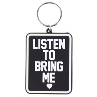 porte-clés (pendentif) Bring Me The Horizon - Listen To - BRAVADO, BRAVADO, Bring Me The Horizon