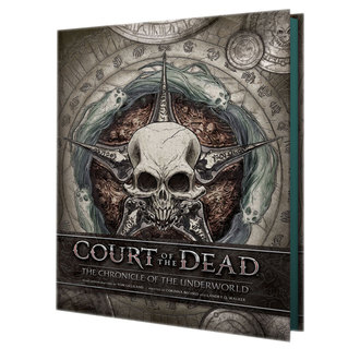 livre Court of the Dead Book The Chronique of the Underworld