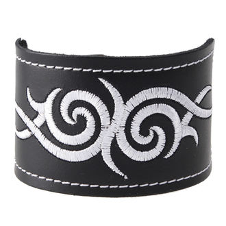 bracelet Tribal - Blanc, BLACK & METAL