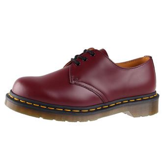 chaussures Dr. Martens - 3-holes - DM 1461 59 - CHERRY RED SMOOTH, Dr. Martens