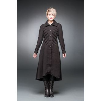 manteau pour femmes QUEEN OF DARKNESS - Decorative Stitching, QUEEN OF DARKNESS