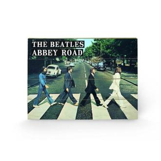 image en bois The Beatles - Abbey Road, PYRAMID POSTERS, Beatles
