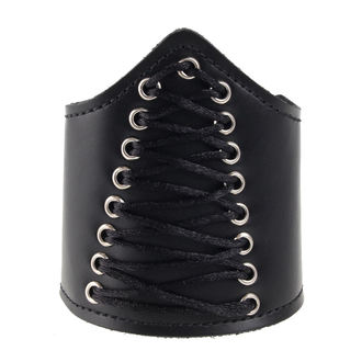 bracelet Binding - Black, BLACK & METAL