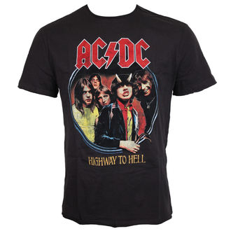 tee-shirt métal pour hommes AC-DC - ACDC - AMPLIFIED, AMPLIFIED, AC-DC