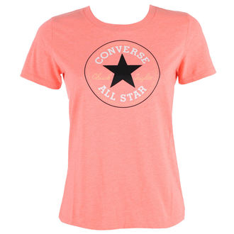 tee-shirt street pour femmes - CORE SOLID CHUCK PATCH - CONVERSE, CONVERSE