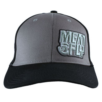 casquette MEATFLY - Sprint 17 - C - gris, MEATFLY