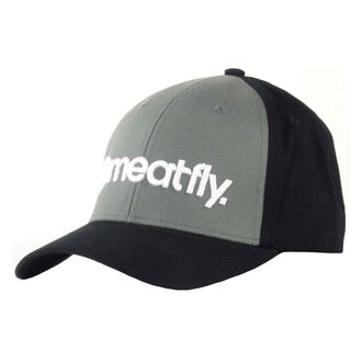 casquette MEATFLY - Trademark - B - Gris, MEATFLY