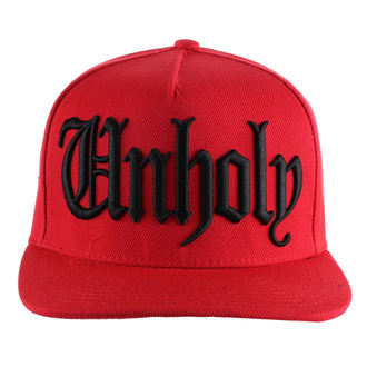 Casquette BLACK CRAFT - Red Unholy, BLACK CRAFT