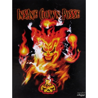 drapeau Insane Clown Posse HFL 0918, HEART ROCK, Insane Clown Posse